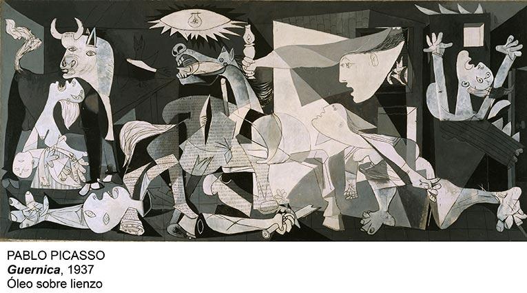 Photography: Joaquín Cortés/Román Lores. Reina Sofia Museum. Succession of Pablo Picasso