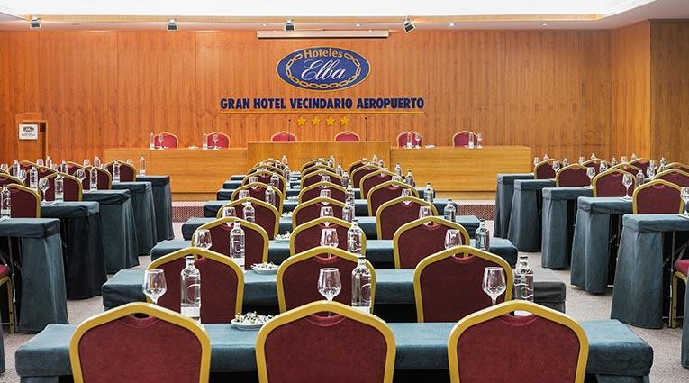 Salón congresos Hotel Elba Vecindario Aeropuerto