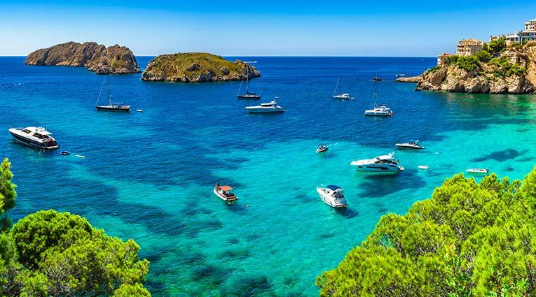 Cala en Mallorca Hoteles Elba