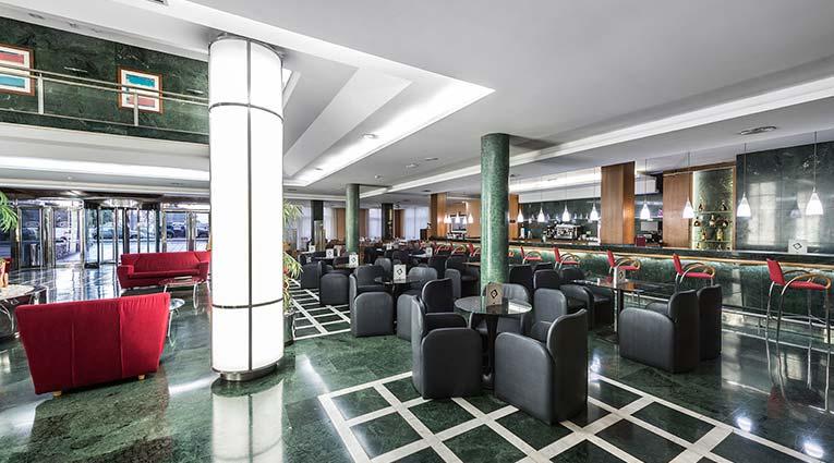 Lobby bar Hotel Elba Vecindario Aeropuerto
