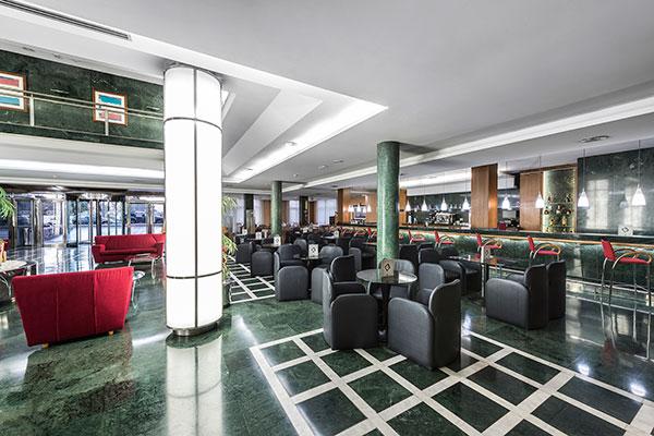 Lobby Elba Vecindario Aeropuerto