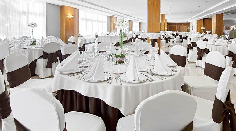 Salón bodas Hotel Elba Vecindario Aeropuerto