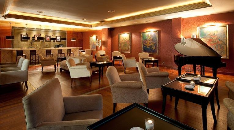 Piano Bar Hotel Elba Estepona