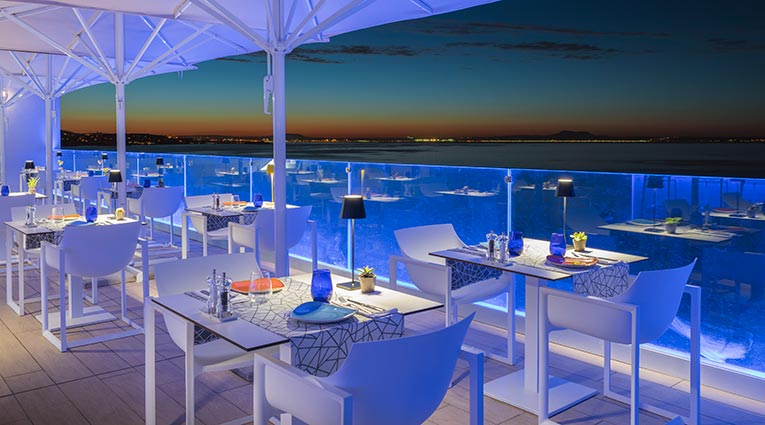 Atardecer Restaurante The Bow