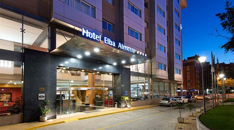 Especial Bodas 2019 Hotel Elba Almeria