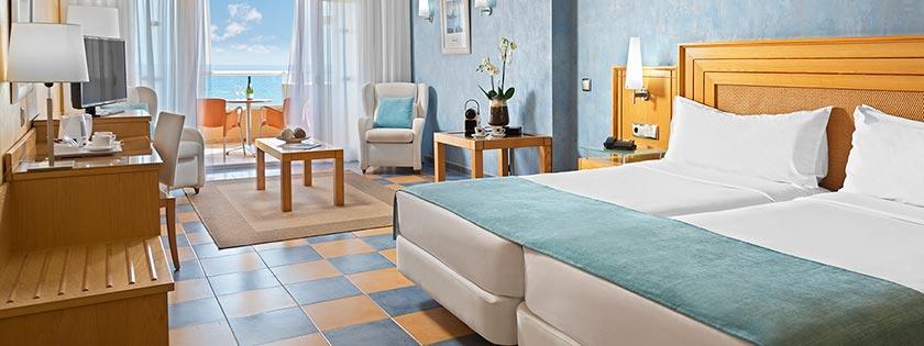 Habitación doble Prestige Elba Sara