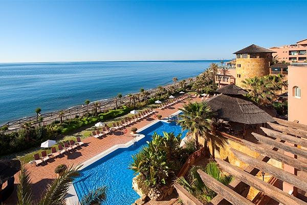 Vista al Mar | Elba Estepona Gran Hotel & Thalasso Spa