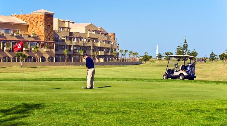 Golf Hotel Elba Costa Ballena