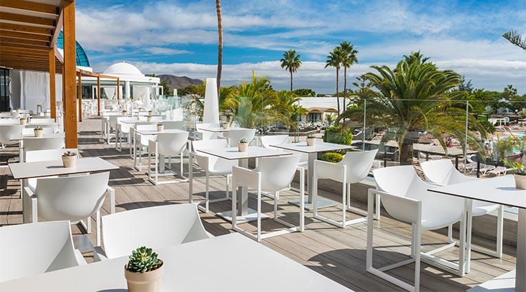 Terrace - El Mirador Restaurant