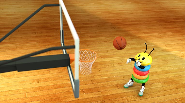 Pepe Basket-ball