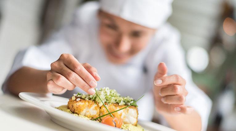 Gastronomía chef Hotel Vecindario Aeropuerto