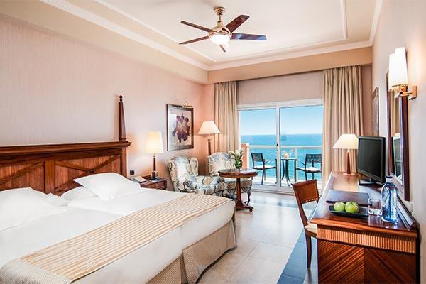 Habitación del  Hotel Elba Estepona