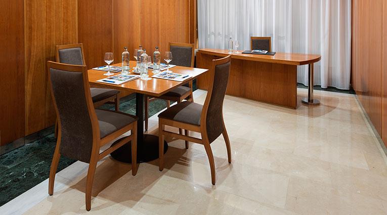 Sala reunión 5 pax Hotel Elba Vecindario