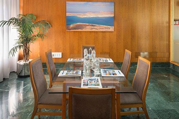 Sala de Reuniones Hotel Elba Vecindario Aeropuerto