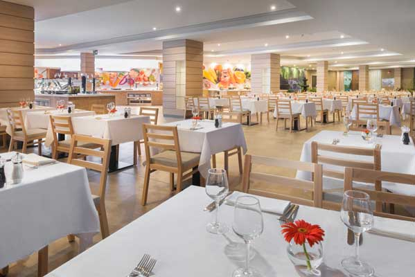 Restaurante Buffet Yaiza