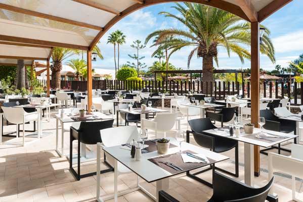 Terraza - Restaurante Buffet Yaiza