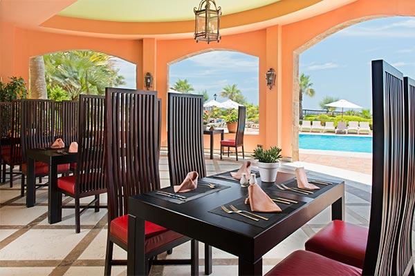 Restaurante del Hotel Elba Estepona