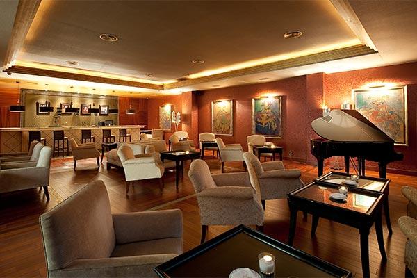 Piano Bar | Hotel Elba Estepona
