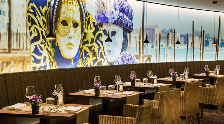 Restaurante La Nonna