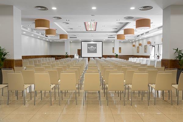 Salón centro de convenciones Hotel Elba Madrid