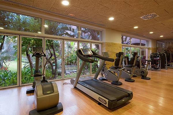 Gimnasio | Elba Estepona Gran Hotel & Thalasso Spa