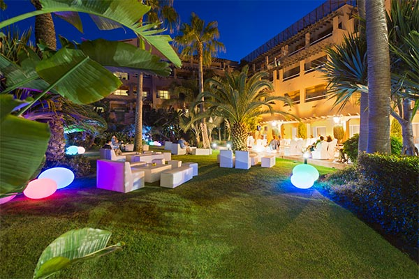 Área Chill-Out | Hotel Elba Estepona