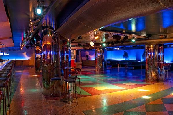 Bar del Hotel Elba Motril