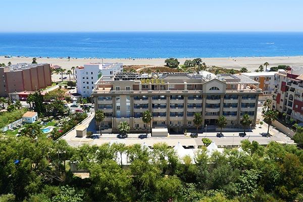Vista panorámica del Hotel Elba Motril