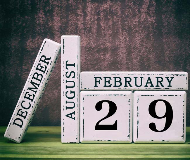 What a leap year is and why it occurs