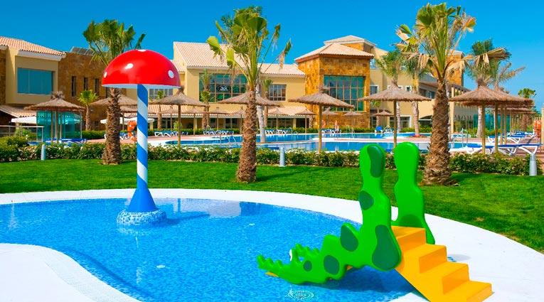 Piscina Infantil Hotel Elba Costa Ballena