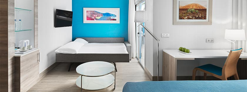 Rooms elba lanzarote royal village resort elba hotels for Design hotel elba