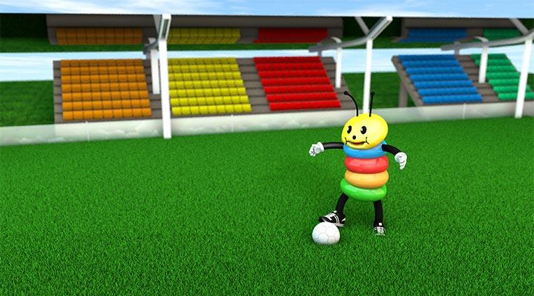 Pepe jugando