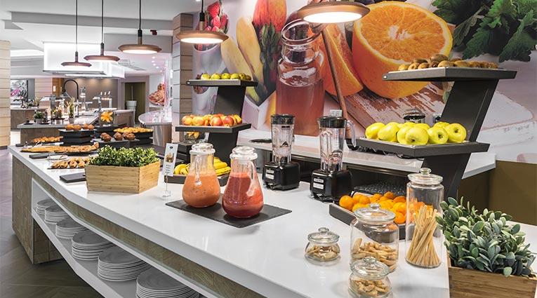 Detalle Buffet - Restaurante Yaiza