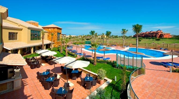 Vista panorámica Hotel Elba Costa Ballena