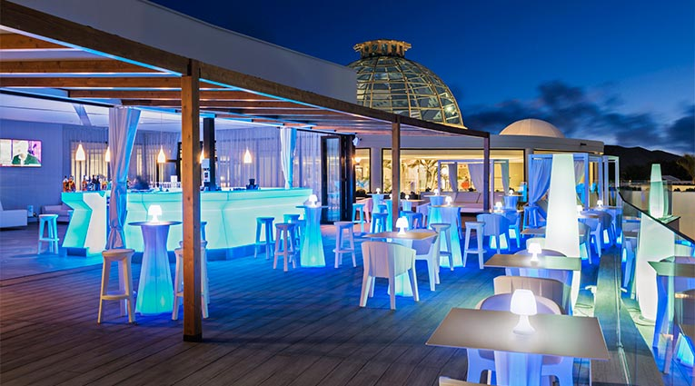 Bar El Mirador - Terrasse