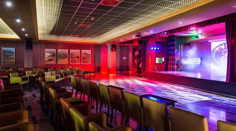 Show Lounge  La Bohema