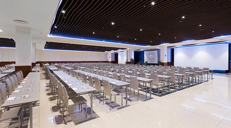 Eventos importantes, congresos o conferencias