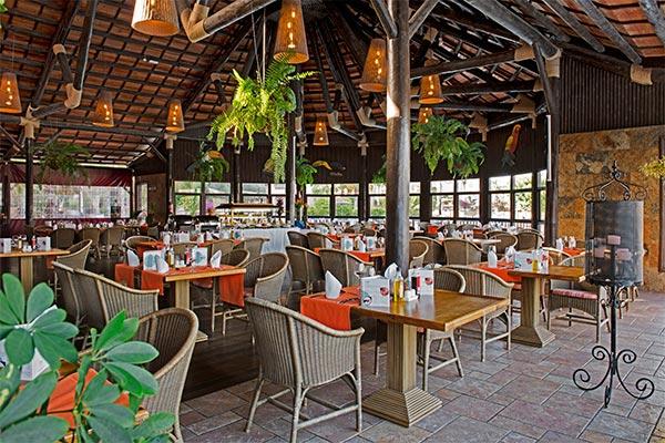 Restaurante buffet Albatros