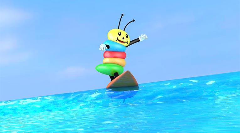 Pepe - Surf