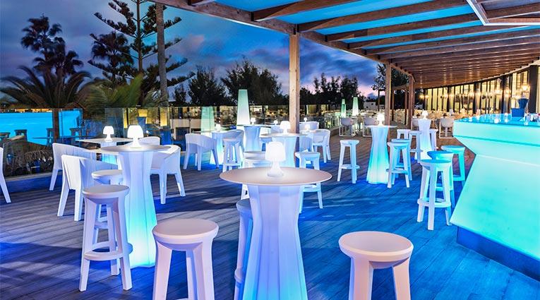 Bar Mirador - Terrace