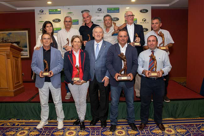 XII ANJOCA Golf Cup Tournament, a success!