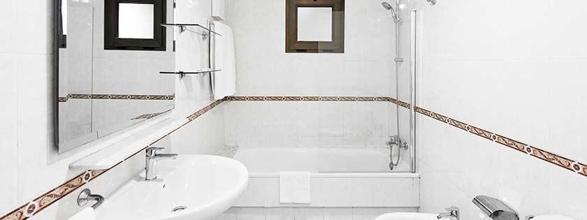 Baño - apartamento 1 dormitorio