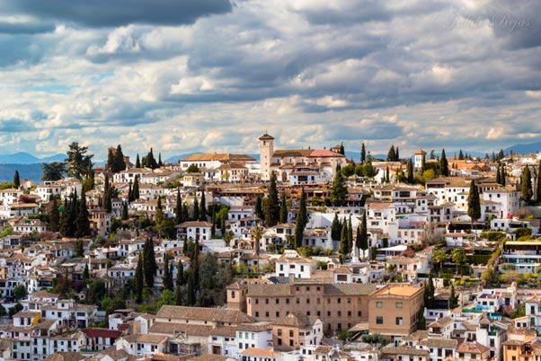 Fall in love with Granada in February