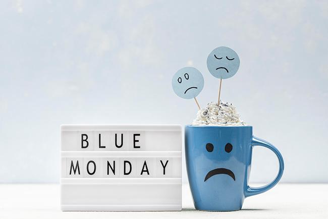 Lucha contra la fatiga en este blue Monday