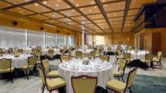 Montaje de salón para bodas