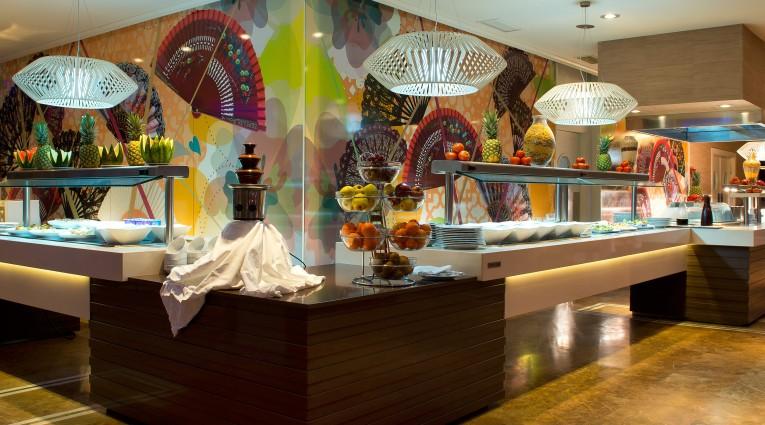 Restaurante Buffet del Hotel Elba Motril
