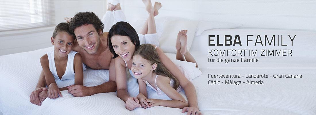 Elba Family komfort im zimmer