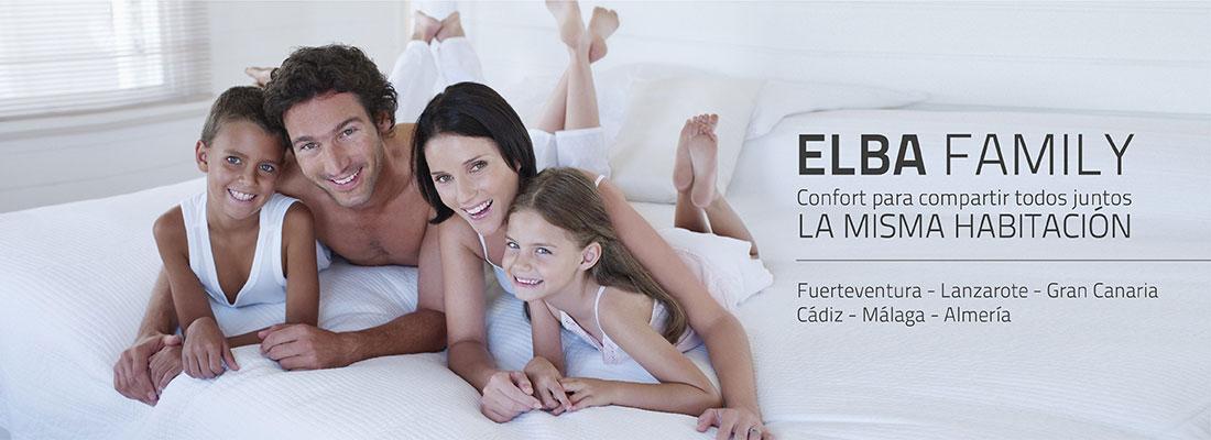 Disfruta de hoteles Elba con tu Familia.