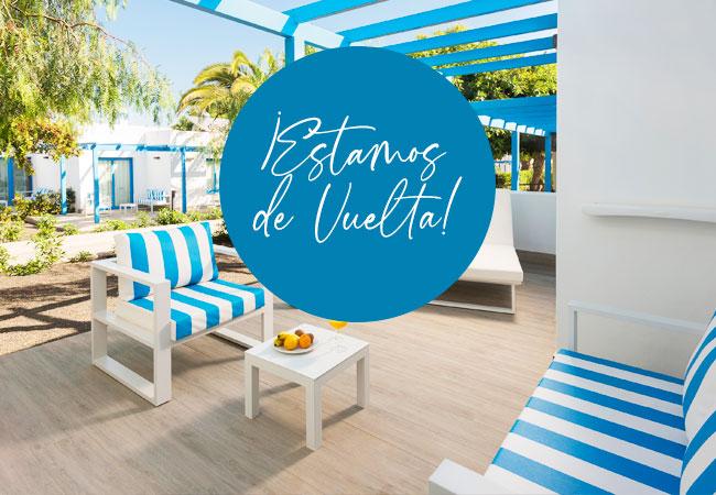 Vacaciones y/o descanso y/o puro relax  Adults Only en Canarias.