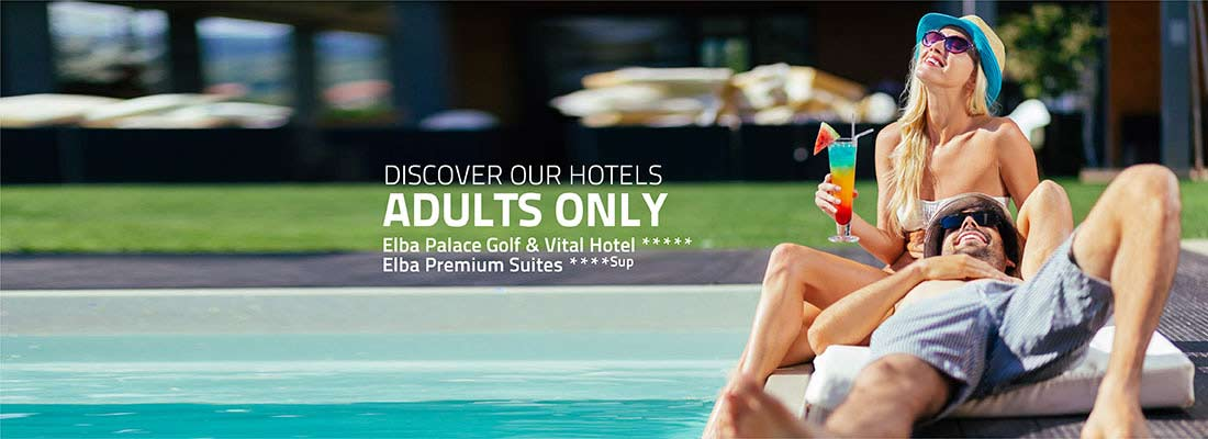 Adults Only Hotels - Elba Hotels